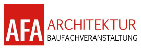 14. AFA-Baufachkongress & Messe: 1 Kongress. 3 Vortragssäle.
